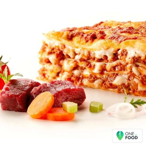Bolognesische Lasagne Nur Mit Rindfleisch